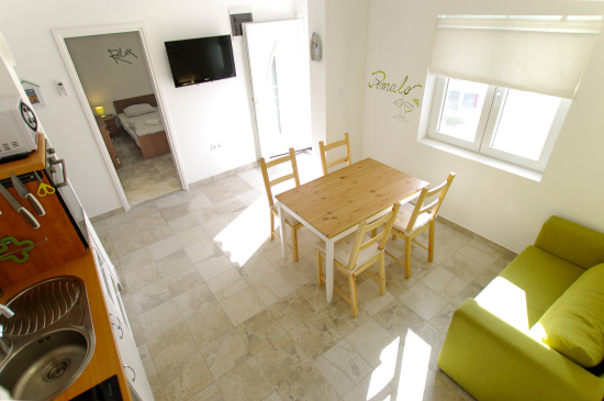 Apartman Center 4+1 u mjestu Murter
